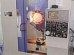 One of our multi-head multi-axis CNC machines.